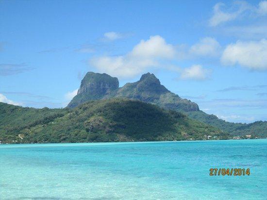 Moana Adventure Tours: Bora-Bora ...une merveille