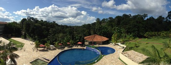 Amazonia Golf Resort : Piscina