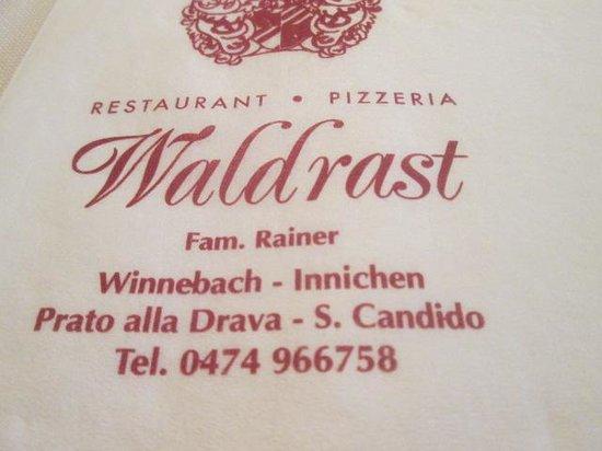 Hotel Waldrast: hotel