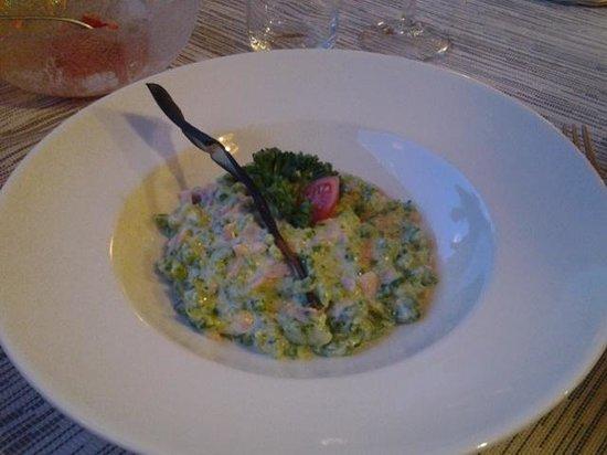 Hotel Waldrast: gnocchetti tirolesi agli spinaci