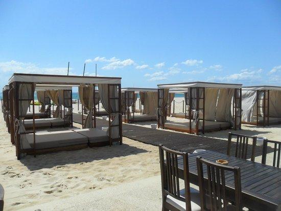 Club Eldorador Salammbo : détente plage