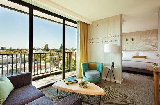 Nobu Hotel, Epiphany Palo Alto: Guest Suite