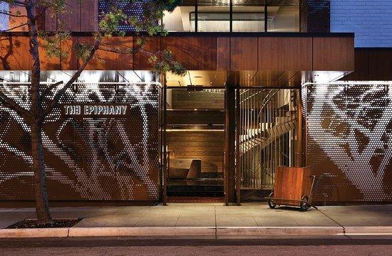 The Epiphany, a Joie de Vivre Hotel: Hotel Entrance