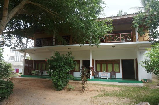 Calm Rest Guest House Mirissa: Anlage