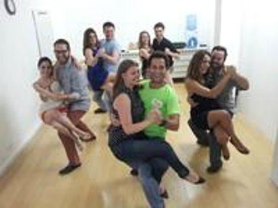 Rio Samba Dancer