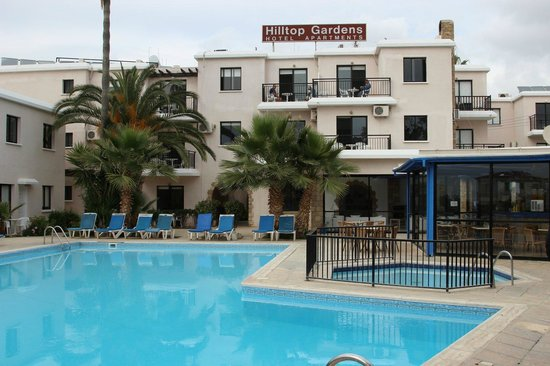 ext view picture of hilltop gardens hotel apartments paphos rh tripadvisor co uk