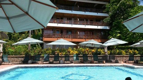 Hotel Costa Verde: We had top right hand suite
