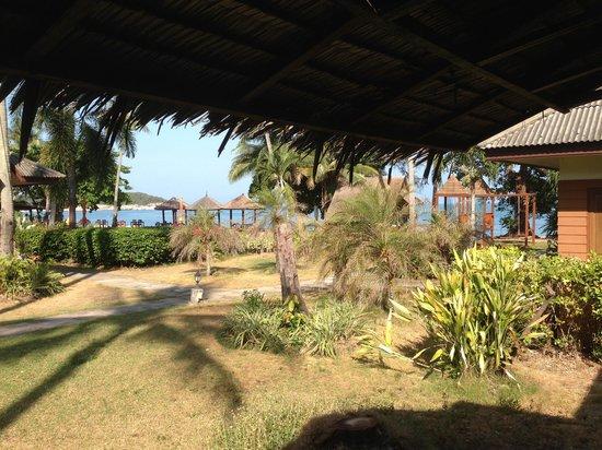 The Lipa Lovely Beach Resort: Lipa lovely resort