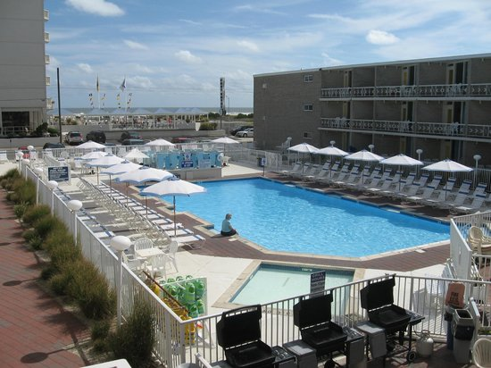 Jolly Roger Motel Wildwood Crest Nj 2018 Hotel Review Family Vacation Critic