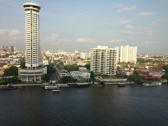 Royal Orchid Sheraton Hotel & Towers : View