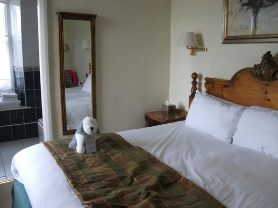 Low Wood Bay: Double Room