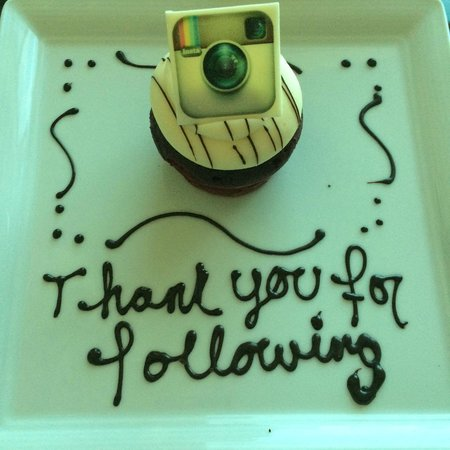 Four Seasons Hotel Las Vegas: 'Instagram cake'