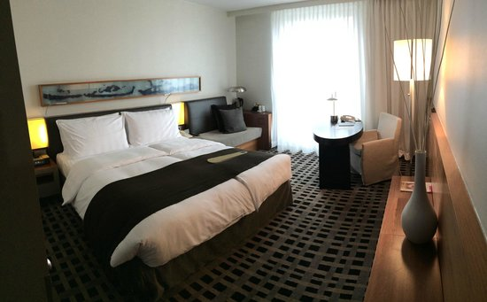 InterContinental Berlin: guestroom