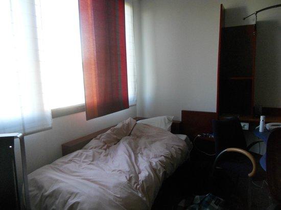 Novotel Suites Nancy Centre Hotel : Il terzo letto