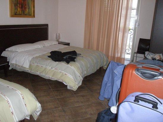 Casa Albergo Le Cinque Luci : camera