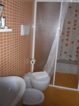Casa Albergo Le Cinque Luci : bagno