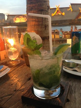 Viva & Aviv: Definately recommend the mojito!!