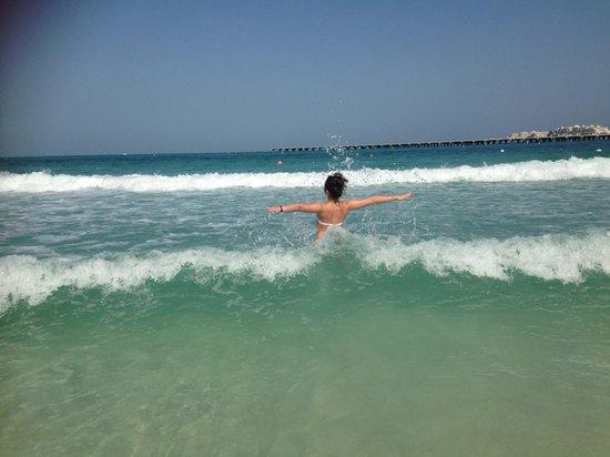 Le Royal Meridien Beach Resort & Spa : Beach of the hotel!!