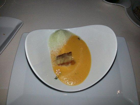 Kai Restaurant: Pork belly