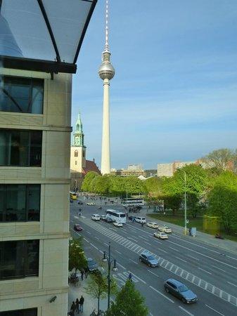Radisson Blu Hotel, Berlin: Vista do nosso quarto 4169