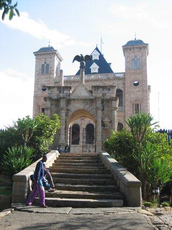 Rova - Le Palais de la Reine : Rovaen, Antananarivo