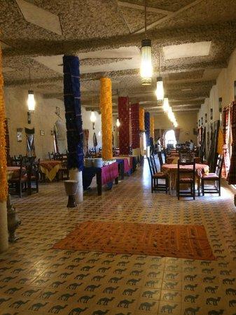 Hotel Nomad Palace: Restaurant