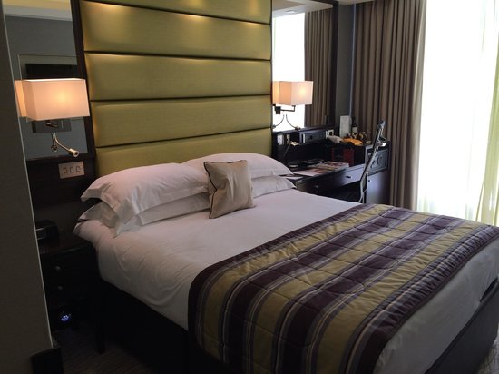 The Montcalm London Marble Arch : Bedroom