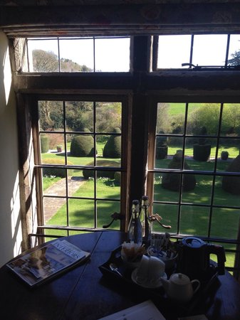 Askham Hall: A room with a View