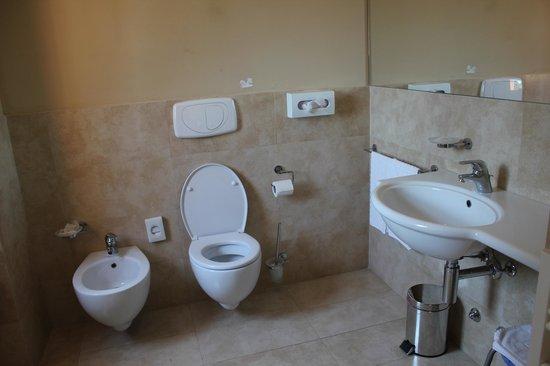 Hotel Il Monte: IL bagno