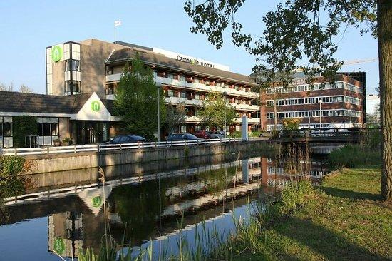 Campanile Hotel Gouda: Hotel von außen