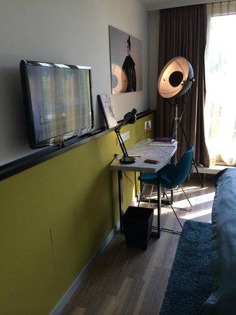 Hotel Indigo Duesseldorf - Victoriaplatz : guest room