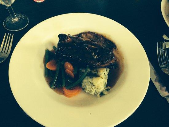 Ramada Hatfield: Lamb dish