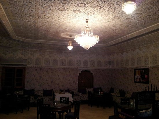 Mamounia Restaurant: Lovely dicorated