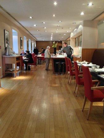 Hotel Das Triest: breakfast buffet