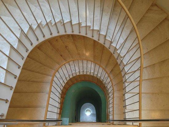 Hotel Das Triest: stairs