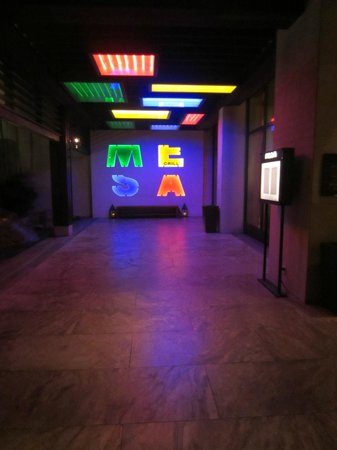 Mesa Grill Entrance