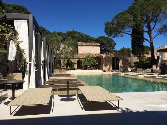 Muse Hotel : La piscine