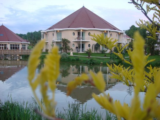 Les Jardins de Beauval : promenade aux abords de l'hôtel 1