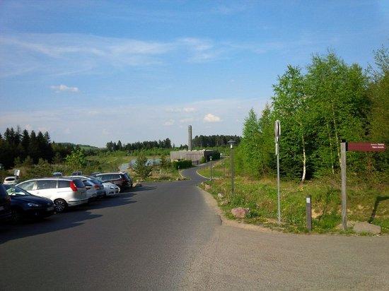 Center Parcs - Les Trois Forêts: Entrée Center Parcs