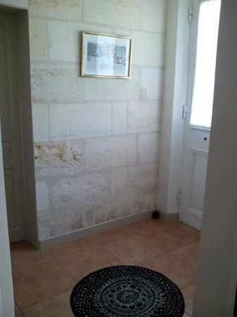 La Maison Cachee : Vestíbulo privado habitación