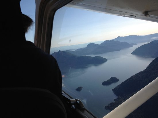Sea to Sky Air : Beautiful view