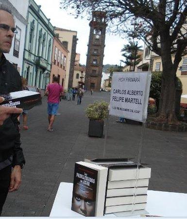 Iglesia de la Concepcion : Torre de La Concepción y Feria del Libro