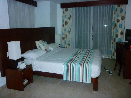 Grand Paradise Playa Dorada: notre chambre