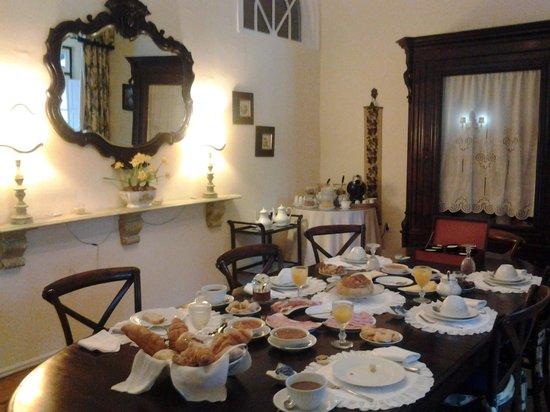 Casa D'Obidos : Superb breakfast