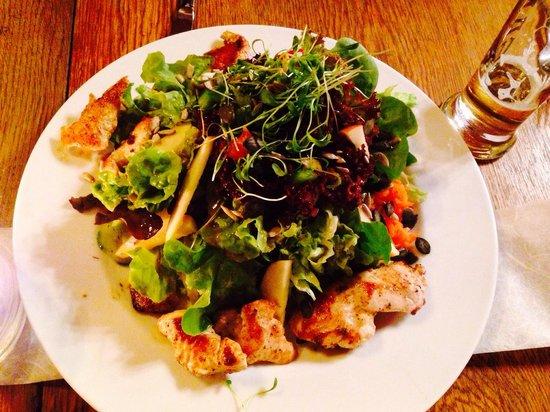 Omas Küche: Chicken salad
