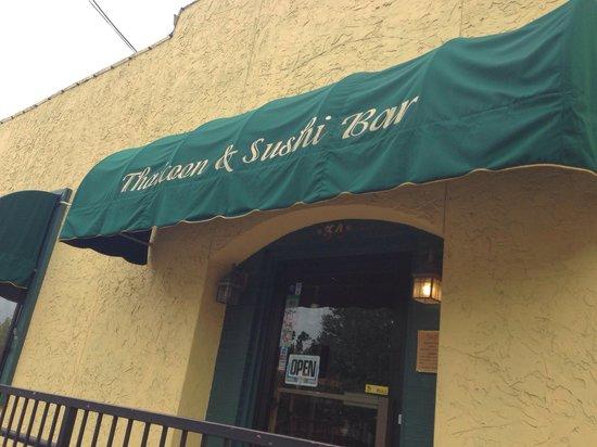 Thaicoon and Sushi Bar: Thaicoon & sushi bar