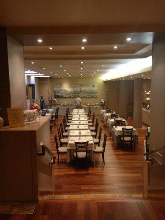 Grand Hotel Des Arts: Comedor para desayuno