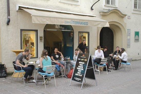 Caffebar Mediterraneo Salisburgo