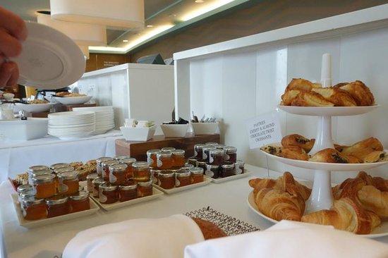 The Midland Hotel - Morecambe: Breakfast!