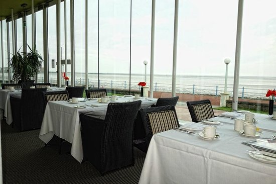 The Midland Hotel - Morecambe: Another view from the dining room